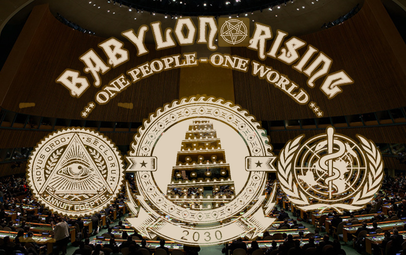 Babylon Rising – part 6a The Final World Dictatorship
